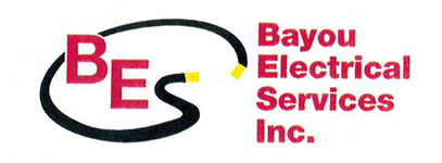 Bayou Electrical Services Logo